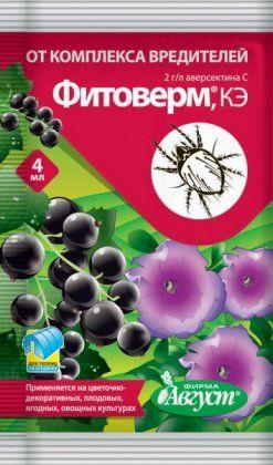 Фитоверм: инструкция по применению для комнатных растений, как разводить препарат, когда обрабатывать