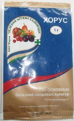 хорус препарат для обработки растений инструкция