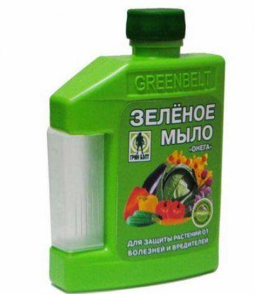 средство зеленое мыло инструкция