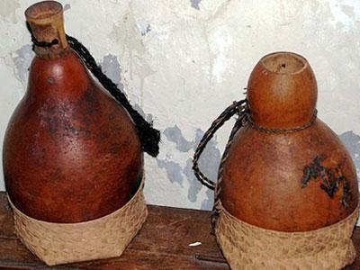 бутылки из тыкв