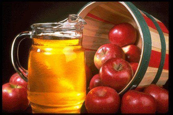 Приготовление яблочного уксуса своими руками